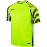 Nike Gardien GK Jersey ADULT - Short Sleeve Volt/Black