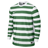 CLEARANCE -  Nike Hoop III Game Jersey ADULTS - Pine Green/White