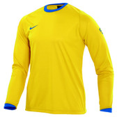 CLEARANCE -  Nike Park Game Jersey ADULTS - Varsity Maize/Royal Blue
