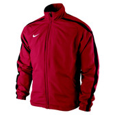 CLEARANCE -  Nike Woven Warm-Up Jacket ADULTS - Varsity Red/Black/White