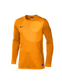 CLEARANCE - Nike Adult Park IV Goalie Jersey - Uni Gold/Varisty Maize/Black