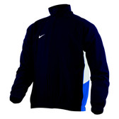 CLEARANCE Nike Team Presentation Warm-Up Straight Leg Tracksuit - ADULT - Obsidian/Royal Blue/White