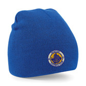 Newport IW FC Pull-On Beanie - ROYAL