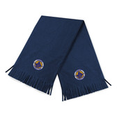 Newport IW FC Fleece Scarf - NAVY