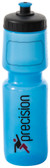 Precision 750ml Water Bottle - Blue