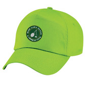 Ryde Lawn Cap - ADULT Lime