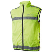 Craft Running/Cycling Safety Gilet