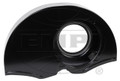 00-8670-0  36HP SHROUD, BLACK W/O DUCTS
