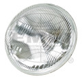 "00-9311-0   7"" H4 HEADLIGHT - ROUND (EA)"