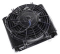 00-9292-0  72 PLATE COMPETITION OIL COOLER & FAN KIT