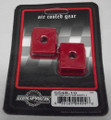 5548-10  URETHANE SHIFT CAGE INSERTS, RED (2)