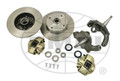 "22-2886-0  DISC. BRAKE KIT, FRT. B/J 2 1/2"" DROP 4X130"