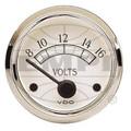 V3-3270-2  VDO VOLTMETER, COCKPIT ROYALE