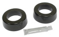 "B6-5882-0  ROUND TYPE GROMMETS, 1-3/4"" I.D. EARLY SWING AXLE, PR (BLK)"