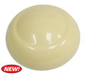 98-8663-B GEAR SHIFT KNOB, IVORY, 10mm