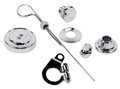 00-8740-0  CHROME DRESS-UP KIT