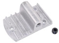 00-9146-0 OIL COOLER BLOCK OFF W/GASKET, PLUG & HARDWARE