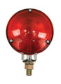 00-9497-0 H. D. OFF ROAD LIGHTS W/RED LENS, PAIR