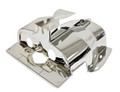 00-8878-0 SINGLE PORT SHROUDS, CHROME, PR.