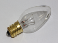 12V 3W 0.25A E12 Clear Christmas Lights Spare Bulb x 1 Pifco Dencon 795WC
