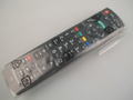 Panasonic N2QAYB000572 Genuine Viera TV Remote Control, Fits Many Models