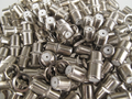 50 X F Connector Plug Coupler Barrel Adaptor Joiner Chassis Mounting
