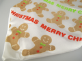Jumbo / Large Padded Christmas Tie Christmas Ginger Bread Man One Size Fits All