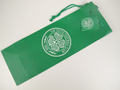 Glasgow Celtic Football Club 1888 Bottle Gift Bag With Gift Tag & Green Rope