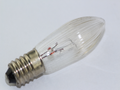34V, 3W, E10, MES Spare Christmas Bulbs Lamps For Candle Bridge X 1