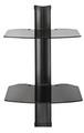 Omnimount OMN-TRIA2N 2x A/V shelf black