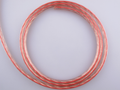 5m x 4mm OFC Pure Oxygen Free All Copper Low Resistance HiFi Speaker Cable