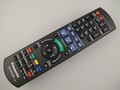 Panasonic N2QAYB000764 / N2QAYB000780  Genuine DVD BluRay Remote Control