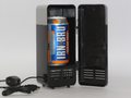 BasicXL USB Mini Desktop Drinks Can Fridge with Heating and Cooling Function