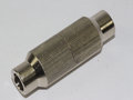 Metal Coax Aerial, Satellite Cable Joiner For RG6, WF100 & Most Coaxial Cables