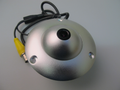 Reveal recessed dome security camera