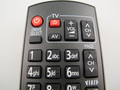 Panasonic N2QAYB000339 Genuine Remote Control For DVD Recorder DMR-XS350EBK