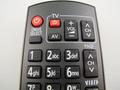 Panasonic Genuine Remote Control For DVD Recorder DMR-XS350EBK, N2QAYB000339