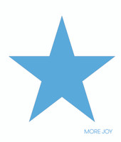 Ice Blue Star - New!
