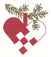 Danish Christmas Heart