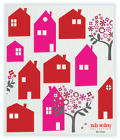 Blooming Town Red Pink