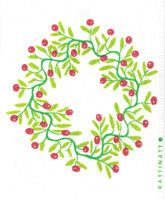 Red Berries Wreath - New!