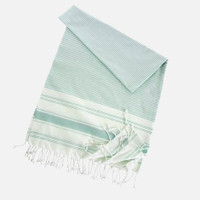 Hammam Towel Green