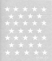 Small White Stars - New!