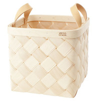 Lastu Birch Basket Medium
