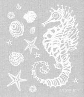 Sea Horse Grey