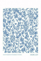 Siri Kitchen Towel Blue - New!