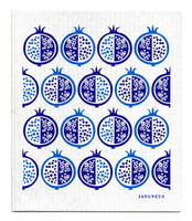 Pomegranates Blue - New!