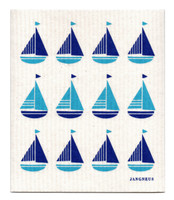Boats  Blue Turquoise - New!