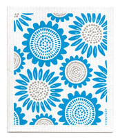 Turquoise Sunflowers - New!