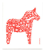 Red Dala Horse - New!